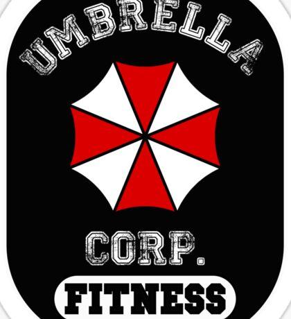 Umbrella Corp. Fitness Sticker