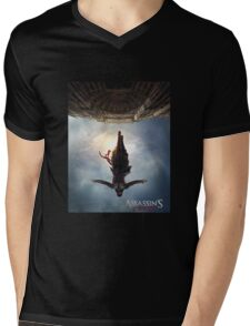 The Assassins Creed Movie Mens V-Neck T-Shirt