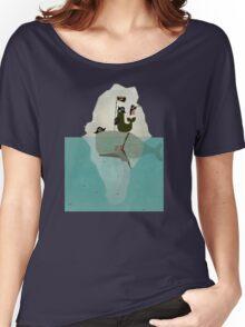 we are pirates too  Women's Relaxed Fit T-Shirt