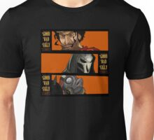 The Good, The Bad, and the Ugly (Over Watch) Unisex T-Shirt