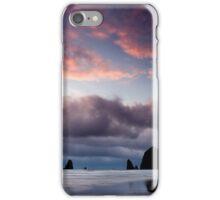 Cannon Beach Sunset iPhone Case/Skin