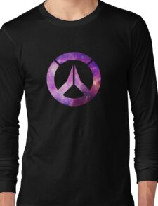 Overwatch Logo - Galaxy Long Sleeve T-Shirt