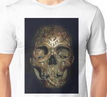 carved skull Unisex T-Shirt