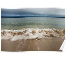 Queenslands beach, Nova Scotia Poster