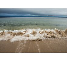 Queenslands beach, Nova Scotia Photographic Print