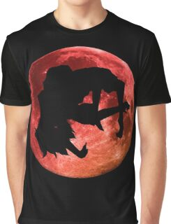 Juuzou Moon Anime Manga Shirt Graphic T-Shirt