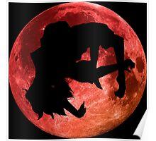 Juuzou Moon Anime Manga Shirt Poster