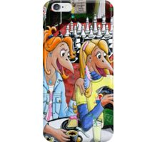 Lolly & Oigs - We're Famous iPhone Case/Skin
