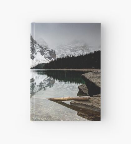 Clear Water Landscape Hardcover Journal