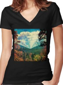 Tame Impala - Inner Speaker Women's Fitted V-Neck T-Shirt