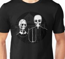 Skeleton Gothic Unisex T-Shirt