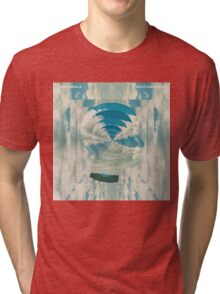 Tame Impala - Solitude Is Bliss - EP Album Artwork Tri-blend T-Shirt