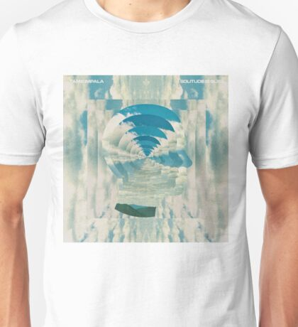 Tame Impala - Solitude Is Bliss - EP Album Artwork Unisex T-Shirt