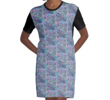 Prince of Self Graphic T-Shirt Dress