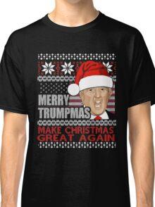 Merry Trumpmas Make Christmas Great Again Classic T-Shirt