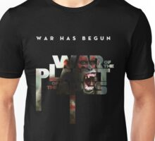 war of the planet of the apes movie Unisex T-Shirt