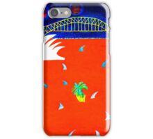 Sydney Harbour Shark Convention iPhone Case/Skin