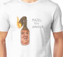 Mazel Tov, America Unisex T-Shirt