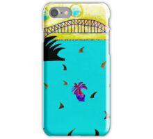 Sydney Harbour Shark Convention 2 iPhone Case/Skin