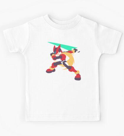 Mega Man Zero Kids Tee