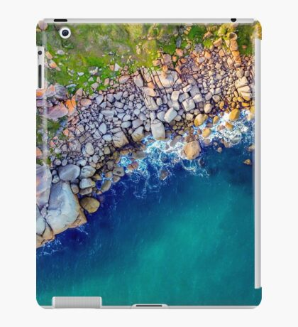Crumbled Granite iPad Case/Skin