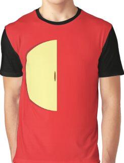 Apple Slice (left) Graphic T-Shirt