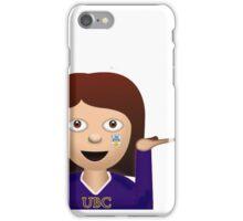 University of British Columbia iPhone Case/Skin