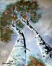 Like trees... by Elizabeth Kendall
