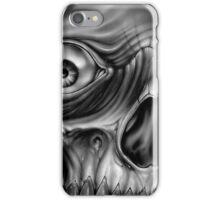 skull demon iPhone Case/Skin