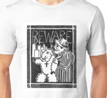 Beware of Capitalists in Sheep's Clothing Unisex T-Shirt