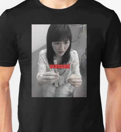 Wasted Mayuyu Hashi Unisex T-Shirt