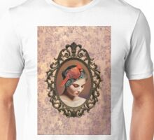 dame Kardinal Unisex T-Shirt