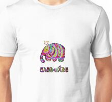 Colorful Elephant Unisex T-Shirt