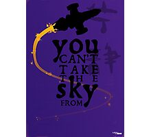 You can't take the sky from me.  Photographic Print