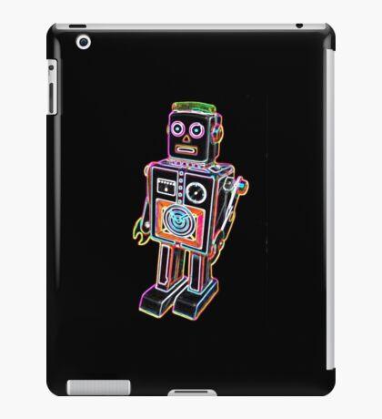 Color robot iPad Case/Skin