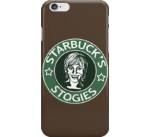 Starbuck's Stogies iPhone Case/Skin