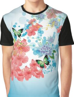 Spring Summer Graphic T-Shirt