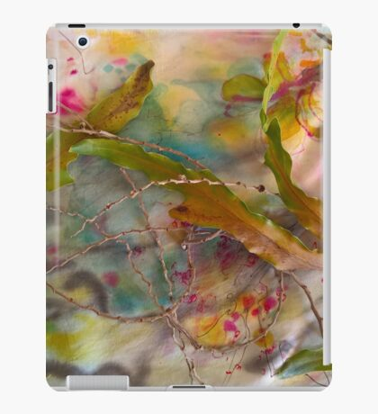 A Touch of Nature iPad Case/Skin