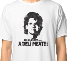 Heavyweights: Oh Look.. A Deli Meat!!! Black Classic T-Shirt