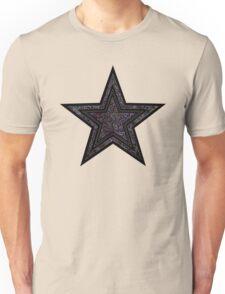 Black Star Unisex T-Shirt