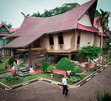 Javanese House by neneaniket
