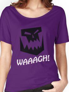 Waaagh ! Warhammer 40k T Shirt Women's Relaxed Fit T-Shirt
