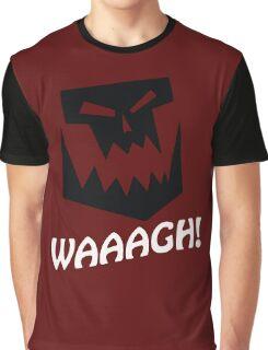 Waaagh ! Warhammer 40k T Shirt Graphic T-Shirt