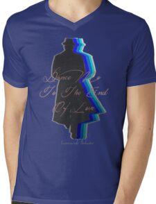 Dance Me to the End of Love, Leonard Cohen  Mens V-Neck T-Shirt