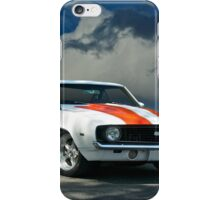 1969 Chevrolet Camaro SS LS1 iPhone Case/Skin