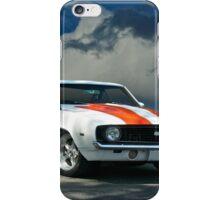 1969 Chevrolet Camaro SS LS1 iPhone Case/Skin