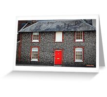""""""" House of Flint"""" Greeting Card"""