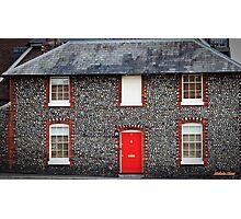 """ House of Flint"" Photographic Print"