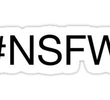 #NSFW Sticker