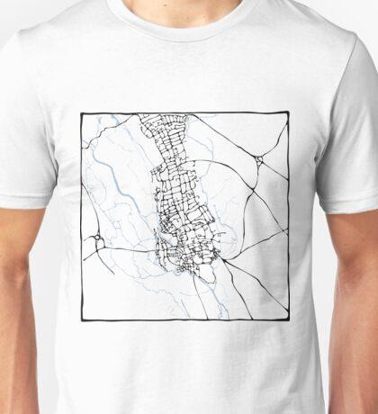 Oxford (blue) Unisex T-Shirt
